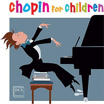Chopin / Pawlowski / Shebanova / Radziwonowicz - Chopin for børn [CD] USA import