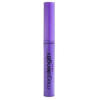 Wet N Wild Megalenght Mascara Molto nero (Donna , Make up , Occhi , Mascara)