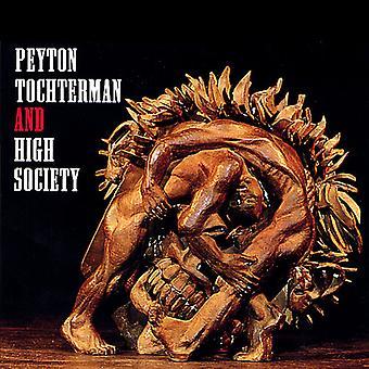 Peyton Tochterman & High Society - Peyton Tochterman & High Society [DVD] USA importere