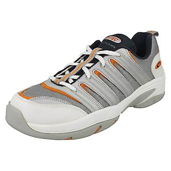 Mens Hi-Tec Lace Up Trainers Tour Speziale 300