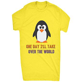 Renowned Penguins One Day I'll take over the world