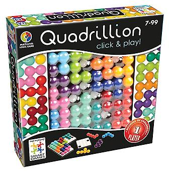 Smart Games quadrillion (Toys , Boardgames , Logic And Ingenuity)