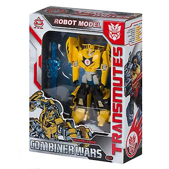 Colorbaby Transformer Robot Caja (Toys , Action Figures , Dolls)