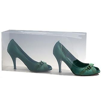Ladies Clear Shoe Storage from Caraselle