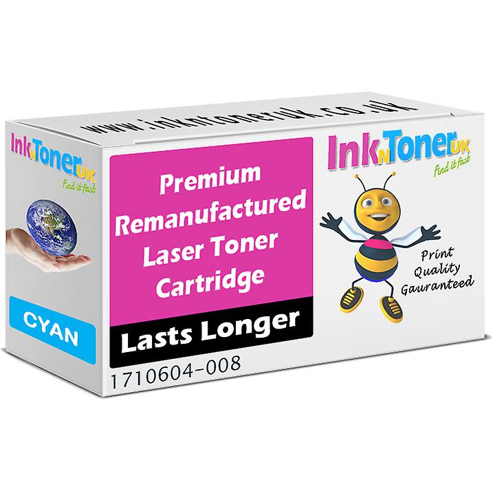 Remanufacturouge 1710604-008 Cyan Toner for Konica Minolta 5450DX
