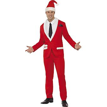 Santa Claus suit cool Suite Santa costume Christmas Xmas
