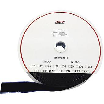 Hook-and-loop tape stick-on Hook pad (L x W) 25000 mm x 25 mm Bl