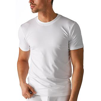 Mey 46003 Men's White Dry Cotton Short Sleeve Top