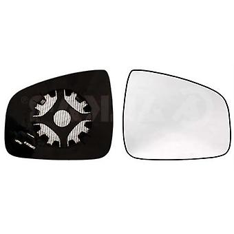 Right Mirror Glass (heated) & Holder For DACIA LOGAN EXPRESS 2009-2012