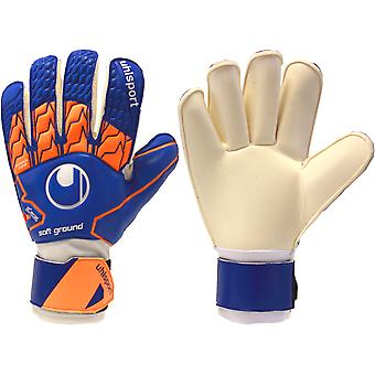UHLSPORT SOFT ROLL FINGER Goalkeeper Gloves