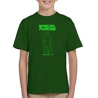 Fortnite besondere Kräfte Kinder T-Shirt