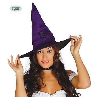 Guirca Witch Hat Lilac (Babies and Children , Costumes)
