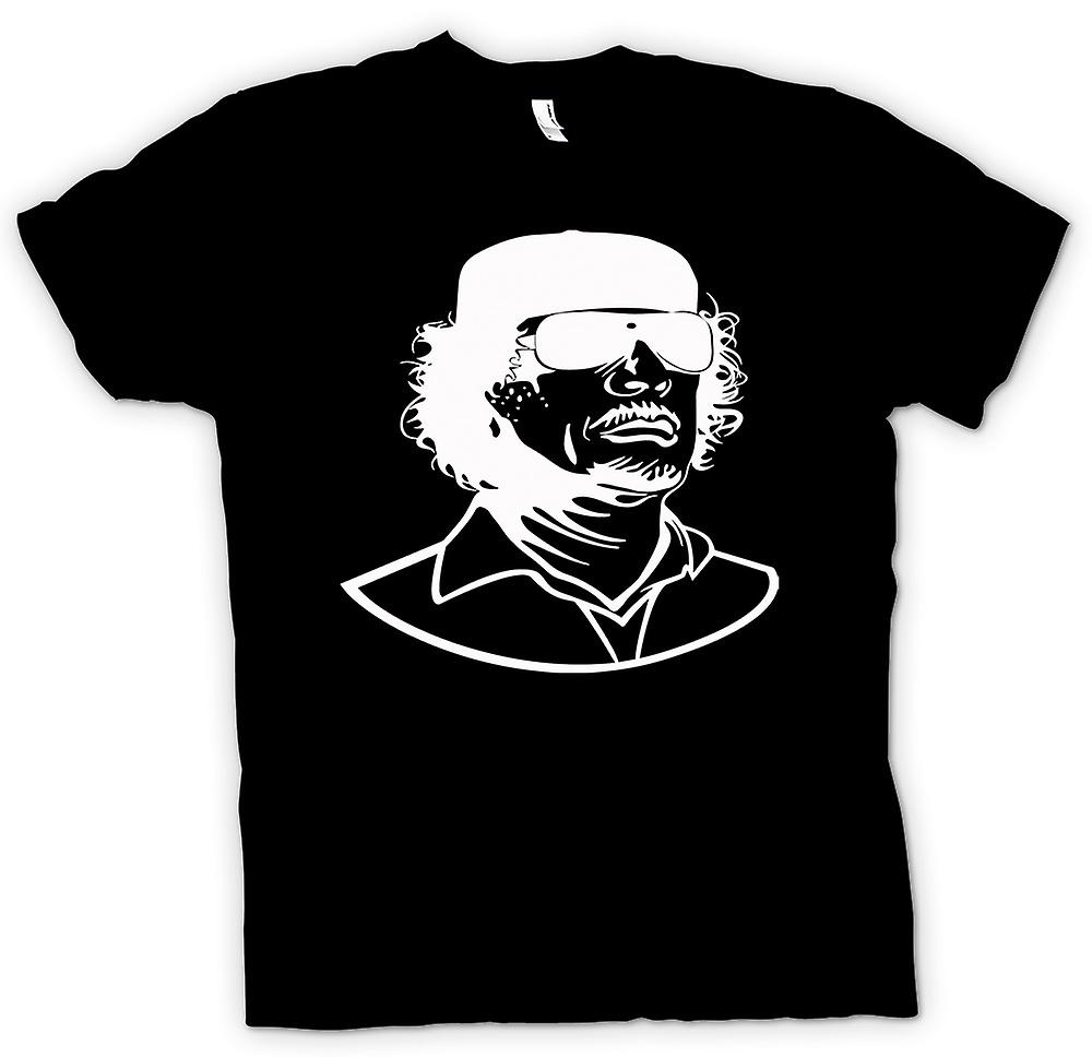 Kids t-shirt - Gaddafi - Libia dictador retrato