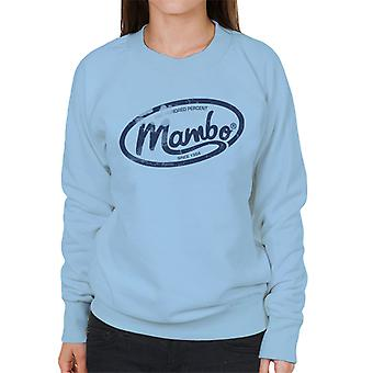 Mambo Oval Logo Dark Women's Sweatshirt