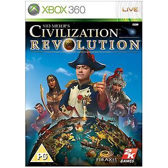 Sid Meiers Civilization Revolution (Xbox 360)