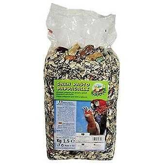 Nayeco Parrots and parakeets Great food grass 1.5 Kg. (Vogels , Voeding)