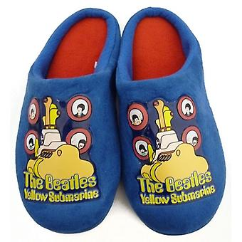 The Beatles Kids Yellow Submarine Mule Slippers-Boys N Girls[5/6]