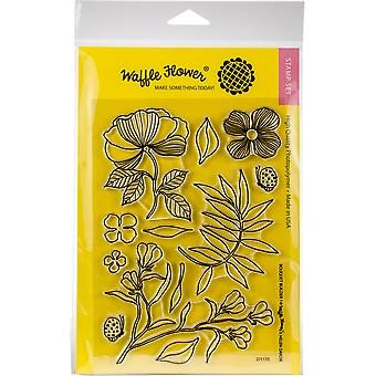 Waffle Flower Crafts Clear Stamp 5