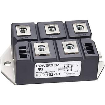 POWERSEM PSD 112-08 Diode bridge Figure 2 800 V 127 A 3-phase