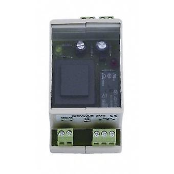 Greisinger 600784 Water gaslek detector geen sensor lichtnet-aangedreven