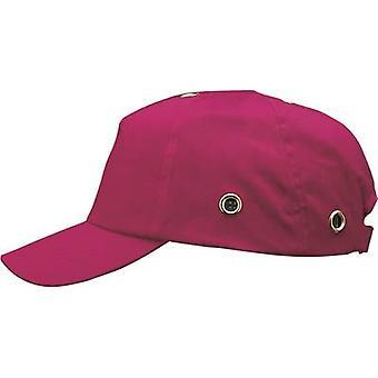 Padded baseball cap Red Voss Helme VOSS-Cap 2687