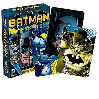 Batman Dc Comics jeu de 52 cartes à jouer