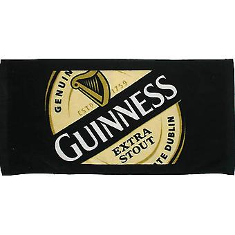 Guinness Label Cotton Bar Towel