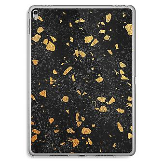 iPad Pro 9,7 inch transparant Case (Soft) - Terrazzo N ° 7