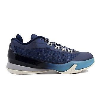 Nike Air Jordan CP3 VIII 8 BG Midnight Navy/White-Gym Blue-Legend Blue 684876-407 Grade-School