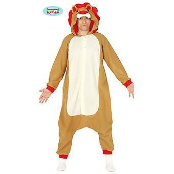 Pajama costume lion lion costume animal costume