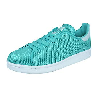 adidas Originals Stan Smith Womens Trainers / Shoes - Mint Green