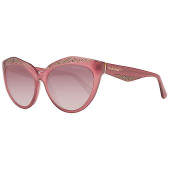 GUESS by MARCIANO women's sunglasses Butterfly pink