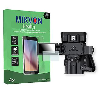 Sony HXR-NX100 Screen Protector - Mikvon Health (Retail Package with accessories)