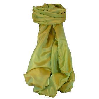 Варанаси Шелковый шарф наследия Длиннорейсовая Сахни 7 песка пашмины & шелка