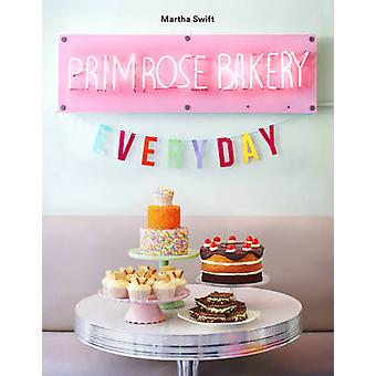 Primrose Bakery diario de Martha Swift - libro 9780224100762