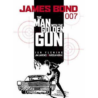 James Bond - The Man with the Golden Gun by Ian Fleming - James Lawren