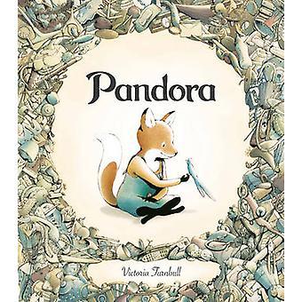 Pandora de Victoria Turnbull - livre 9781847807496