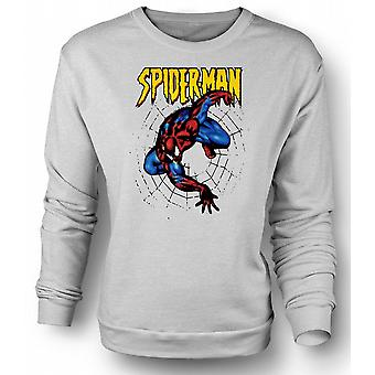 Kids Sweatshirt Superman - Spiderman - Pop Art - Comic Hero