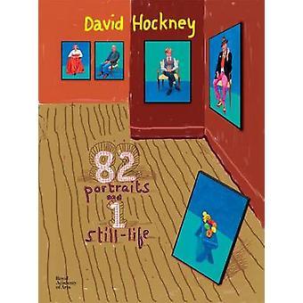 David Hockney - 82 Portraits and 1 Still-Life by Tim Barringer - Edith