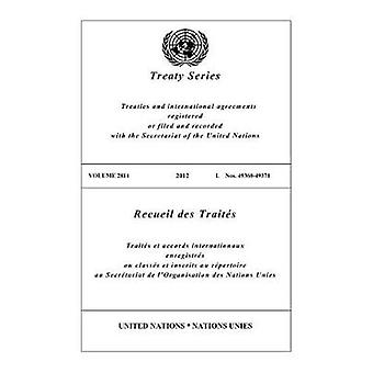 Treaty Series 2814 (English/French Edition) by United Nations Office