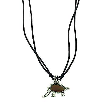 TOC Children's Dinosaur Mood Pendant Necklace 14
