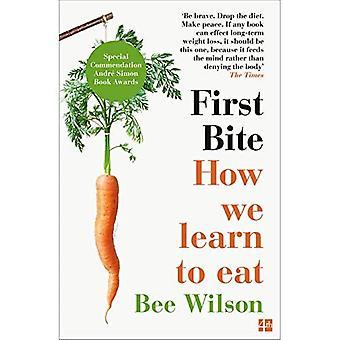 Eerste hap: Hoe We leren om te eten