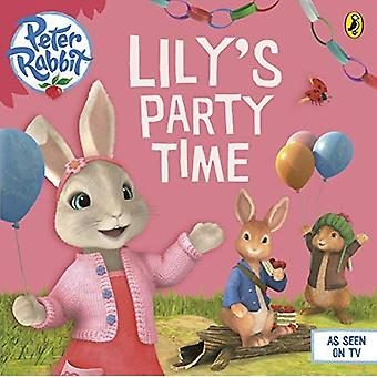 Peter Rabbit Animation: Lily's Party Time
