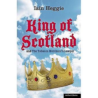 Le roi d'Écosse et avocat du marchand tabac (pièces modernes)