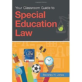 Uw klas gids voor speciaal onderwijs wet