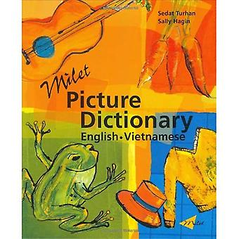 Milet Picture Dictionary: Vietnamese-English (Milet Picture Dictionaries)