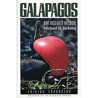 Gal Apagos, una Historia Natural