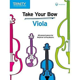 Take Your Bow: Viola