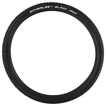 Schwalbe Unisex Black Jack Tyre