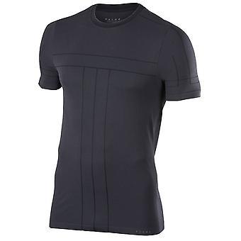 Falke Basic T-Shirt-schwarz